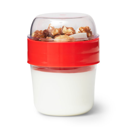 yoghurt musli behållare
