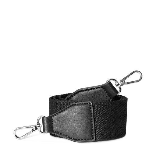handväska bred axelrem