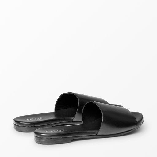 Sandal slip in, svart