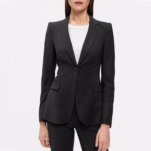 Eve Cool Wool Jacket, svart