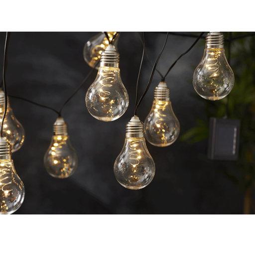 Nya Ljusslinga Glow Solcell, 1,9 m - Ljusslingor - Köp online på AS-16