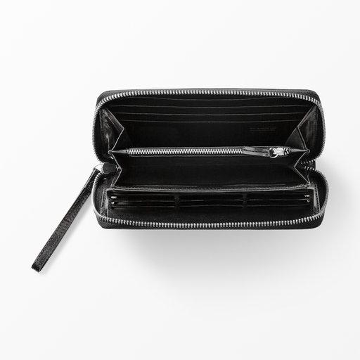 dam plånböcker i skinn