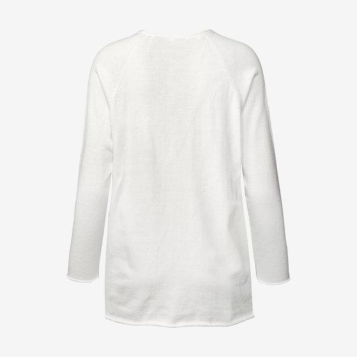 Långärmad tröja i ekologisk bomull - Tröjor   cardigans - Köp online på  åhlens.se! c14a15a2aaea3