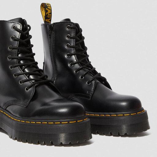 Platform boot Jadon, svart