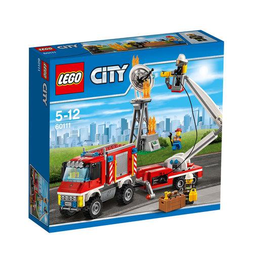 Højmoderne 60111 City Liten brandbil - LEGO & DUPLO - Köp online på åhlens.se! JO-98