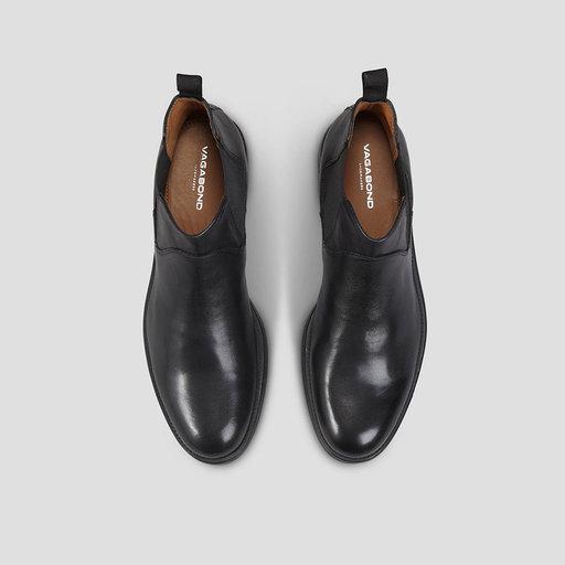 Salvatore Chelsea Boots, svart