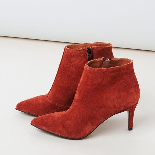 Lyon Boots, röd