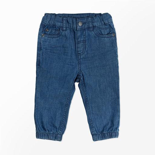 herr jeans med resår