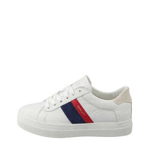 Sneakers, Aurora Low lace shoes , vit