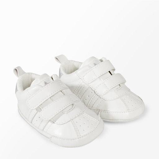 Lågt pris adidas Originals Stan Smith Babyskor Vit Barn Lära