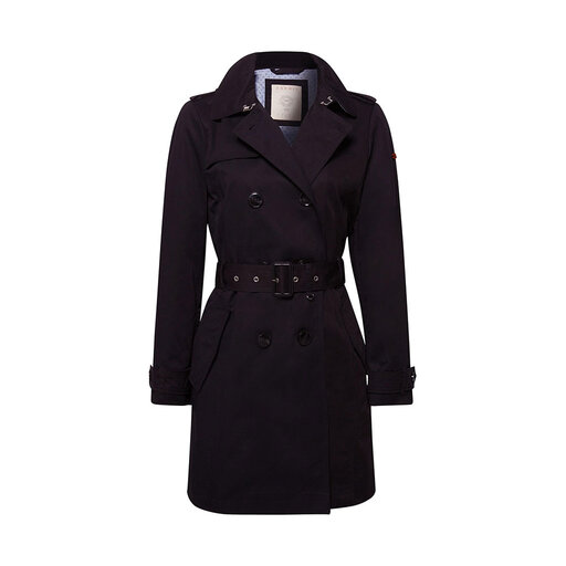 the best attitude 180a5 21bd1 Trenchcoat, svart