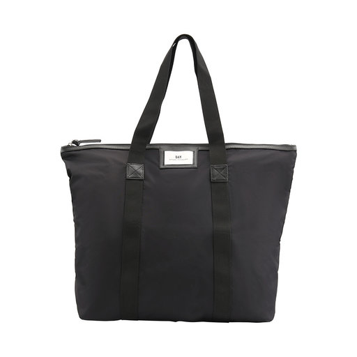 väska gweneth leo strap svart