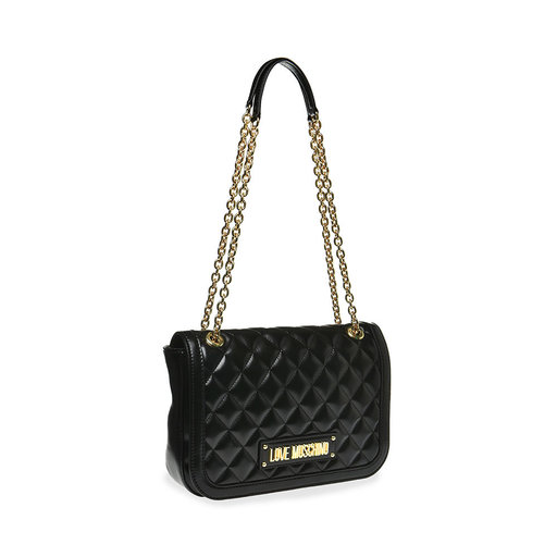 Bag New Quilted, svart