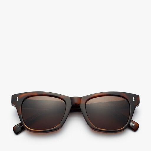 Solglasögon #007, brown melange