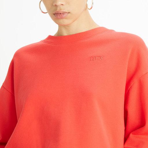 Zizzi Sweatshirt Marmy Marmy Marmy L S Sweat Svart Dam