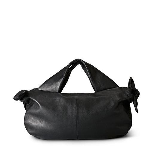 Väska med knutar, svart