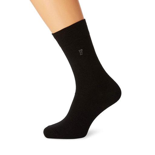 10 pack Strumpor dam Candy Sock Svart Strumpor i