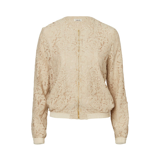 Star jacket, beige