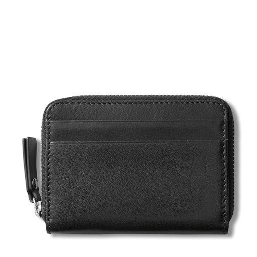 liten plånbok med dragkedja