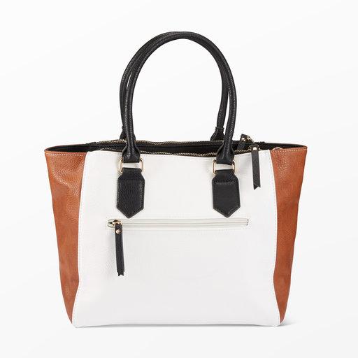 Väska med handtag och axelrem - Handväskor - Köp online på åhlens.se! 2ca0333e800f4