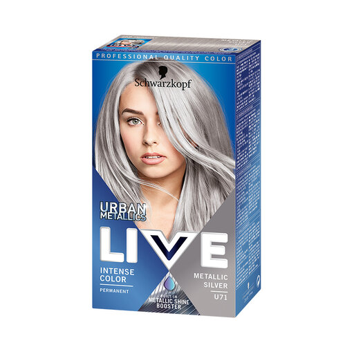 grå hårfärg online