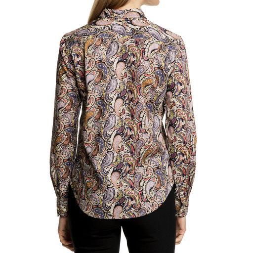 Morris skjorta blommig