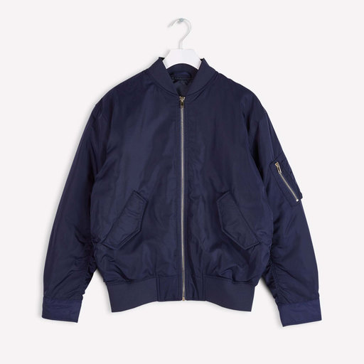 Jacket E.M Bomber Bomberjackor Köp online på åhlens.se!