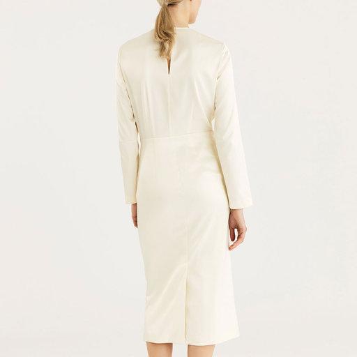 Vit klänning från Stylein till dam.