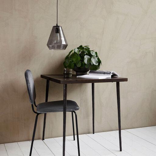 Bord Slated, 70x76 cm, svart Bord Köp online på åhlens.se!