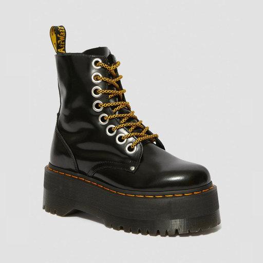 High platform boot Jadon Max, svart