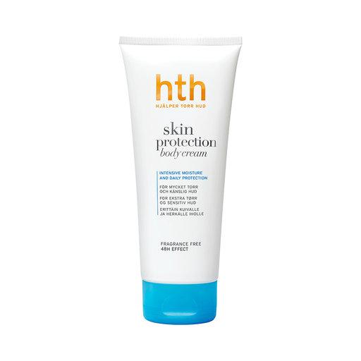 hth skin protection body cream