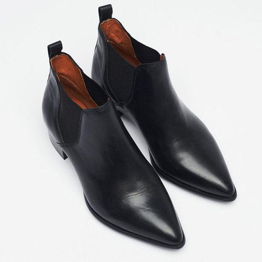 Santiago Boots, svart