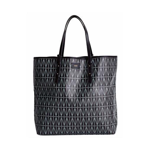 Shopping Bag, svart