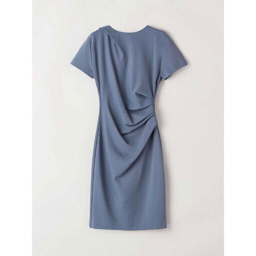 Izlo S Dress, ljusblå