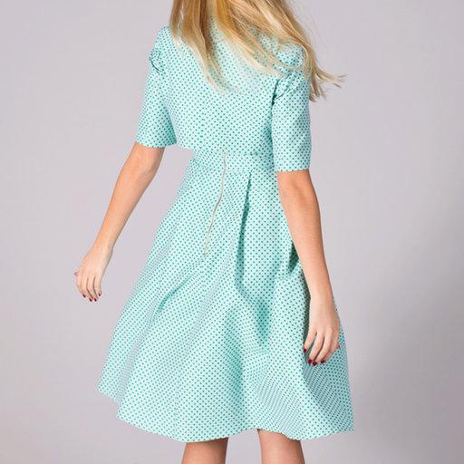 Jacket Abby Green Dot Klänningar Köp online på åhlens.se!