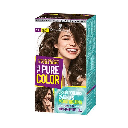 icke permanent hårfärg