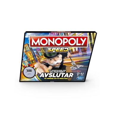 Monopolspel Speed