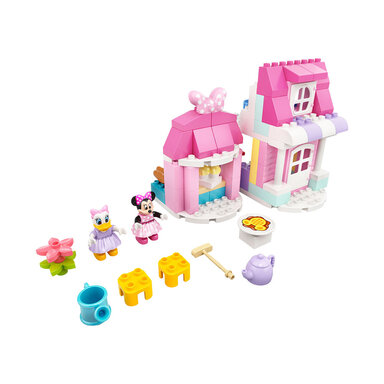 10942 DUPLO Disney TM Mimmis hus och café